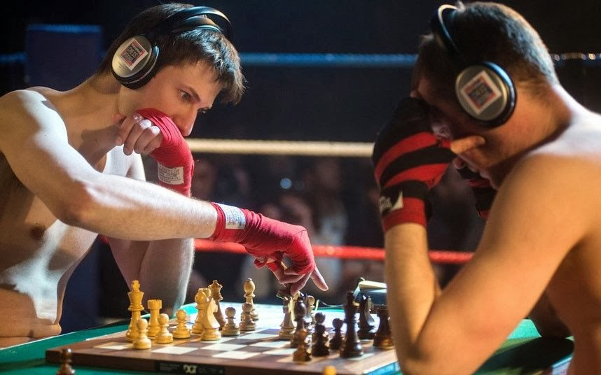 what is Chess Boxing