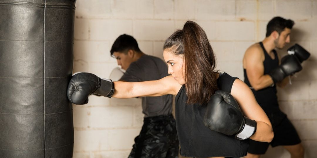 The Benefits of Boxing Training