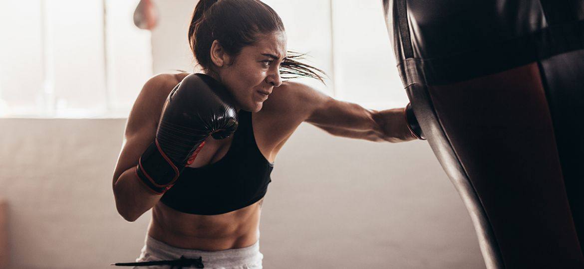 A Woman's Guide to the Boxing Gym