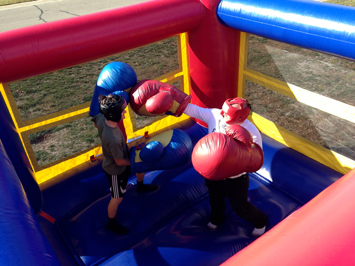 Best Inflatable Boxing Rings