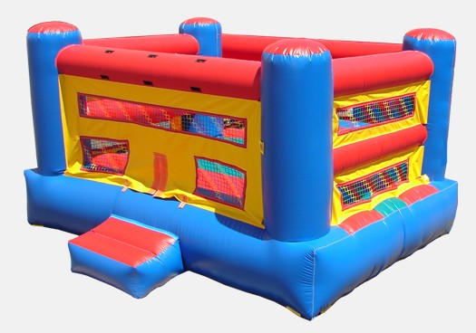 Trampoline Inflatable Boxing Ring